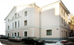 Бизнес центр Барыковский переулок, 4 класса Особняк рядом с метро Кропоткинская