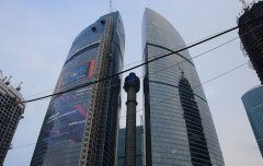 Бизнес центр Башня Федерация класса A рядом с метро Международная
