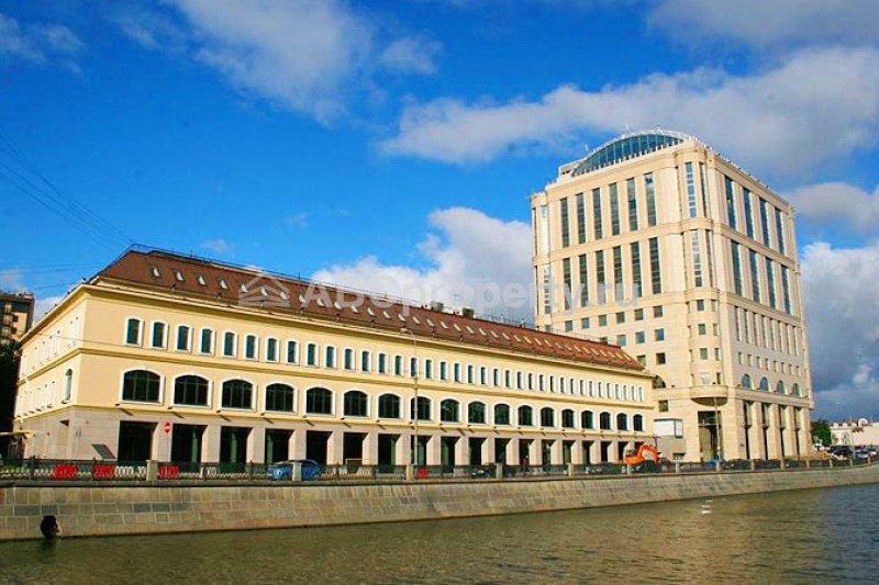 вид с улицы БЦ Central City Tower