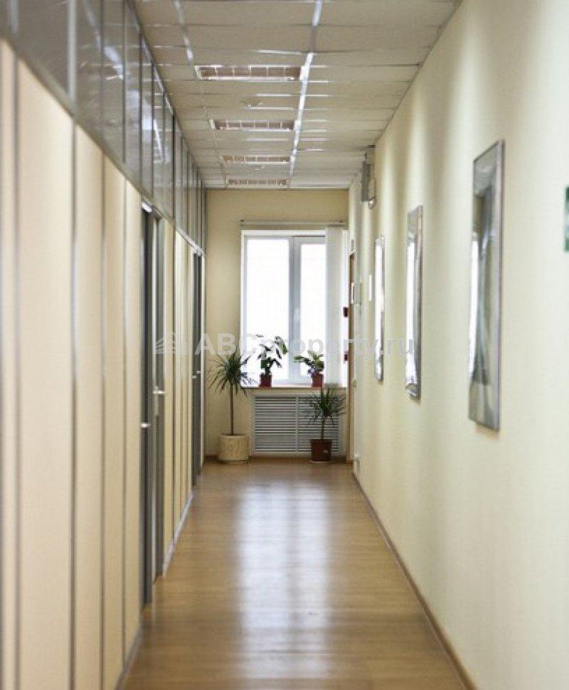 интерьер БЦ MatrixOffice