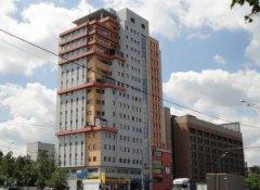 Бизнес центр Юнион-Центр класса B рядом с метро Рязанский Проспект