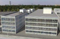 Бизнес центр Березовая аллея класса B рядом с метро Отрадное