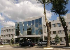 Бизнес центр Берзарина 36 класса B рядом с метро Октябрьское Поле