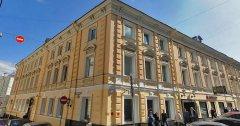 Бизнес центр Большая Дмитровка 10 класса Особняк рядом с метро Театральная
