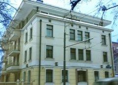 Бизнес центр Большая Ордынка 54 класса B+ рядом с метро Полянка