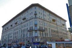 Бизнес центр Большая Сухаревская 16/18 класса B рядом с метро Сухаревская