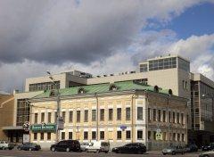 Бизнес центр Большая Сухаревская 9 класса B рядом с метро Сухаревская