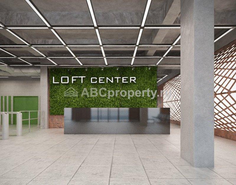 интерьер БЦ LOFT Center