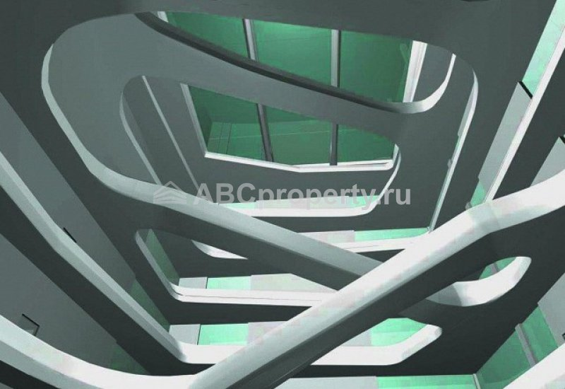 интерьер БЦ Dominion Tower