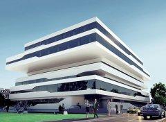 Бизнес центр Dominion Tower класса A рядом с метро Дубровка