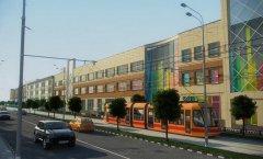 Бизнес центр Imagine City класса B+ рядом с метро Коломенская