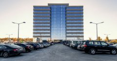 Бизнес центр Quadrum класса A рядом с метро Бунинская Аллея