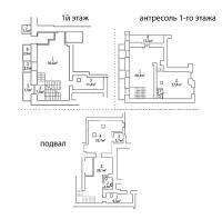 Аренда / ПА  266 кв.м. Москва Автозаводская улица 1-я линия метро Автозаводская