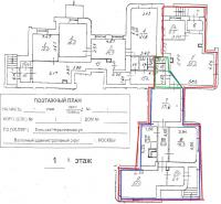 Аренда помещения под магазин м. Черкизовская ул.Большая Черкизовская 82 м.кв. Черкизовская