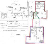Аренда помещения под офис м. Черкизовская ул. Большая Черкизовская